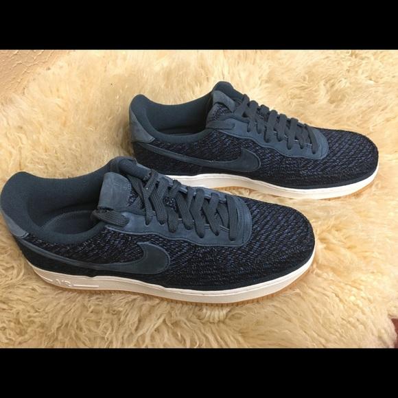 check out a633a 8d54e Nike Air Force 1  07 Indigo Mens Size 11   12